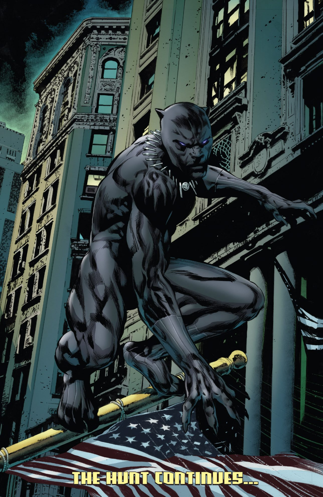 Black Panther Vol 2 Annual #1
