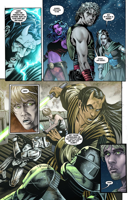 Cade Skywalker Reveals He's A Jedi
