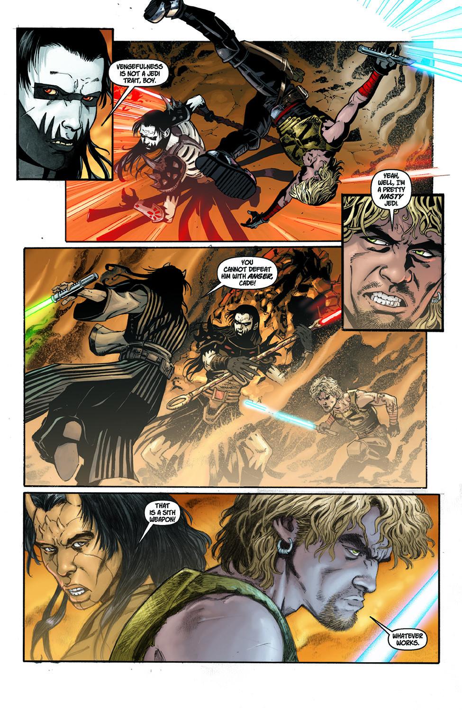 Cade Skywalker VS Darth Nihl