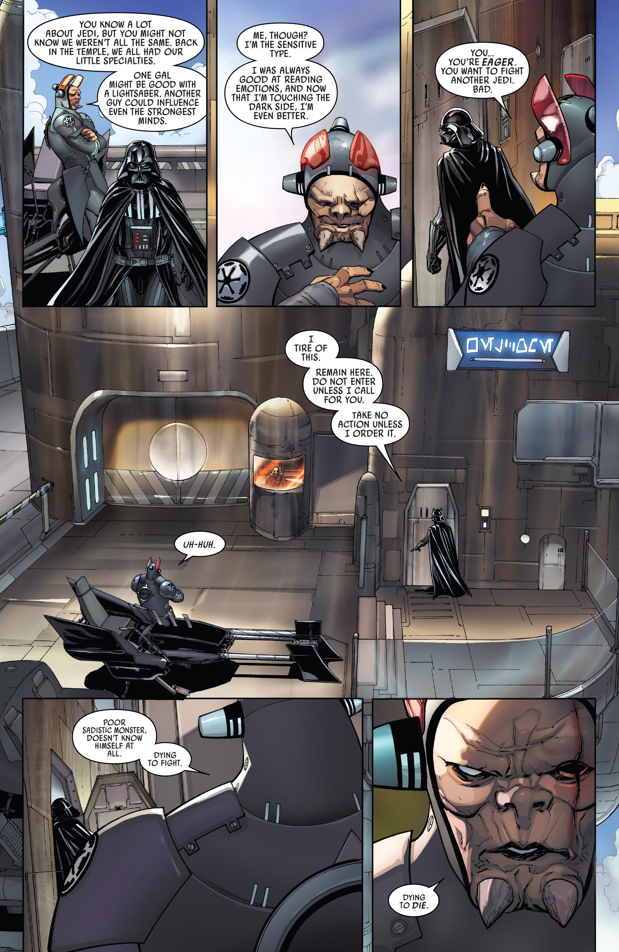 Darth Vader Wants To Die