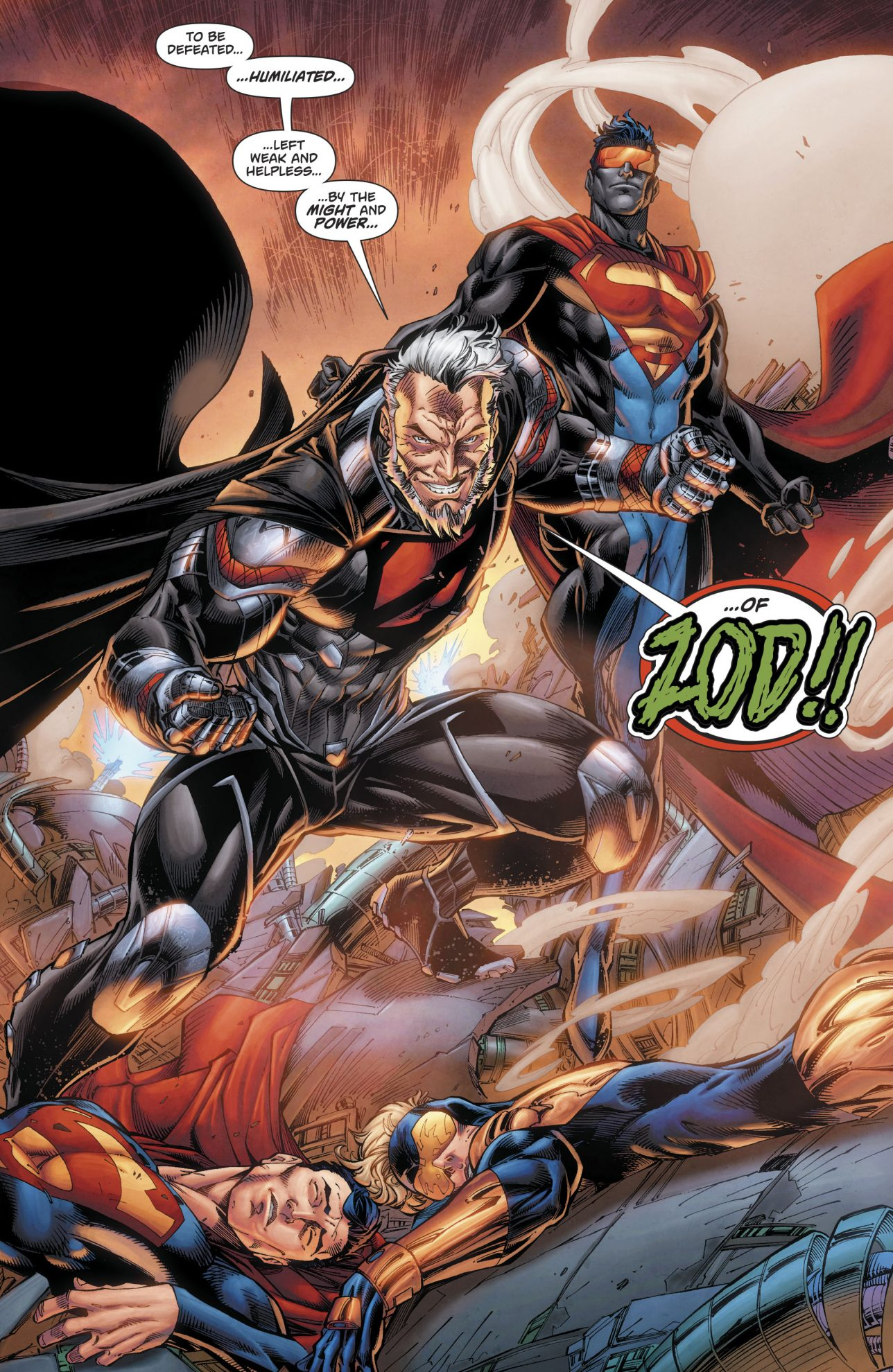 General Zod (Action Comics #997)