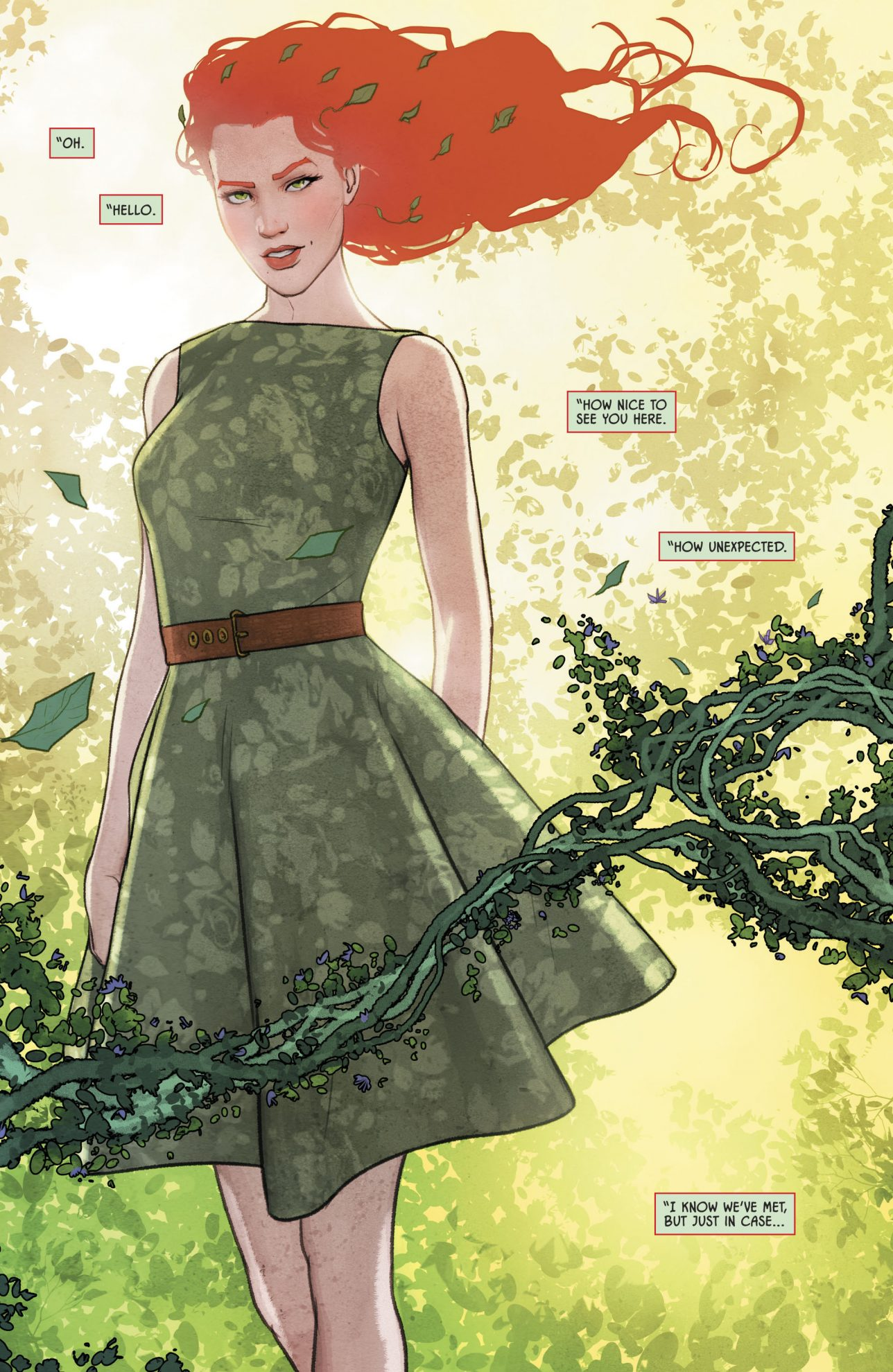 Poison Ivy (Batman Vol. 3 #41)