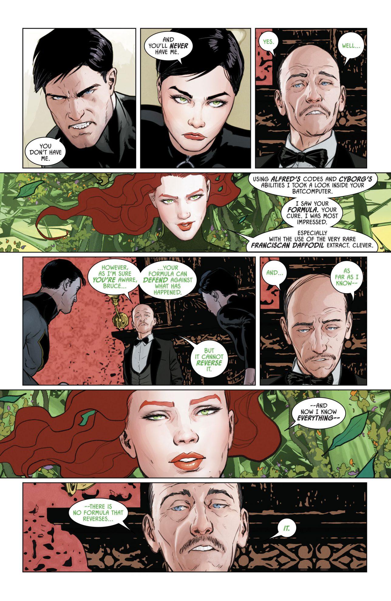 Poison Ivy Mind Controls 7 Billion People
