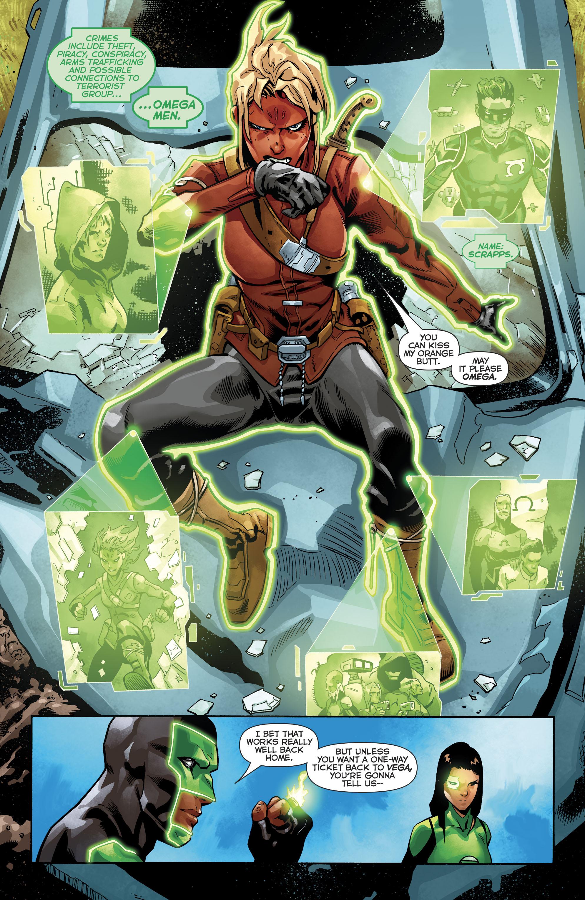 Scrapps (Green Lanterns Vol 1 #40)