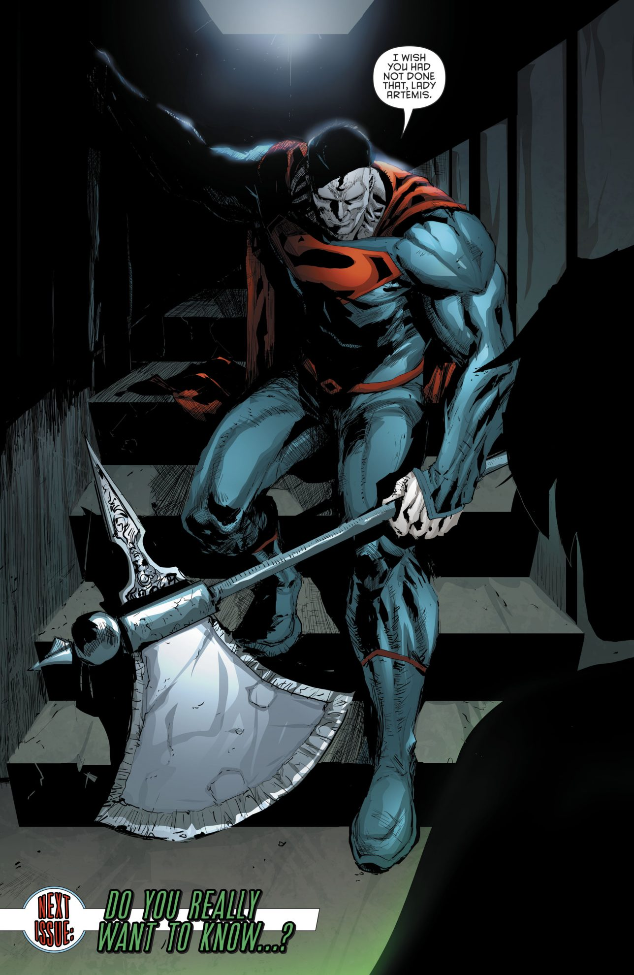 Bizarro (Red Hood and the Outlaws Vol 2 #20)