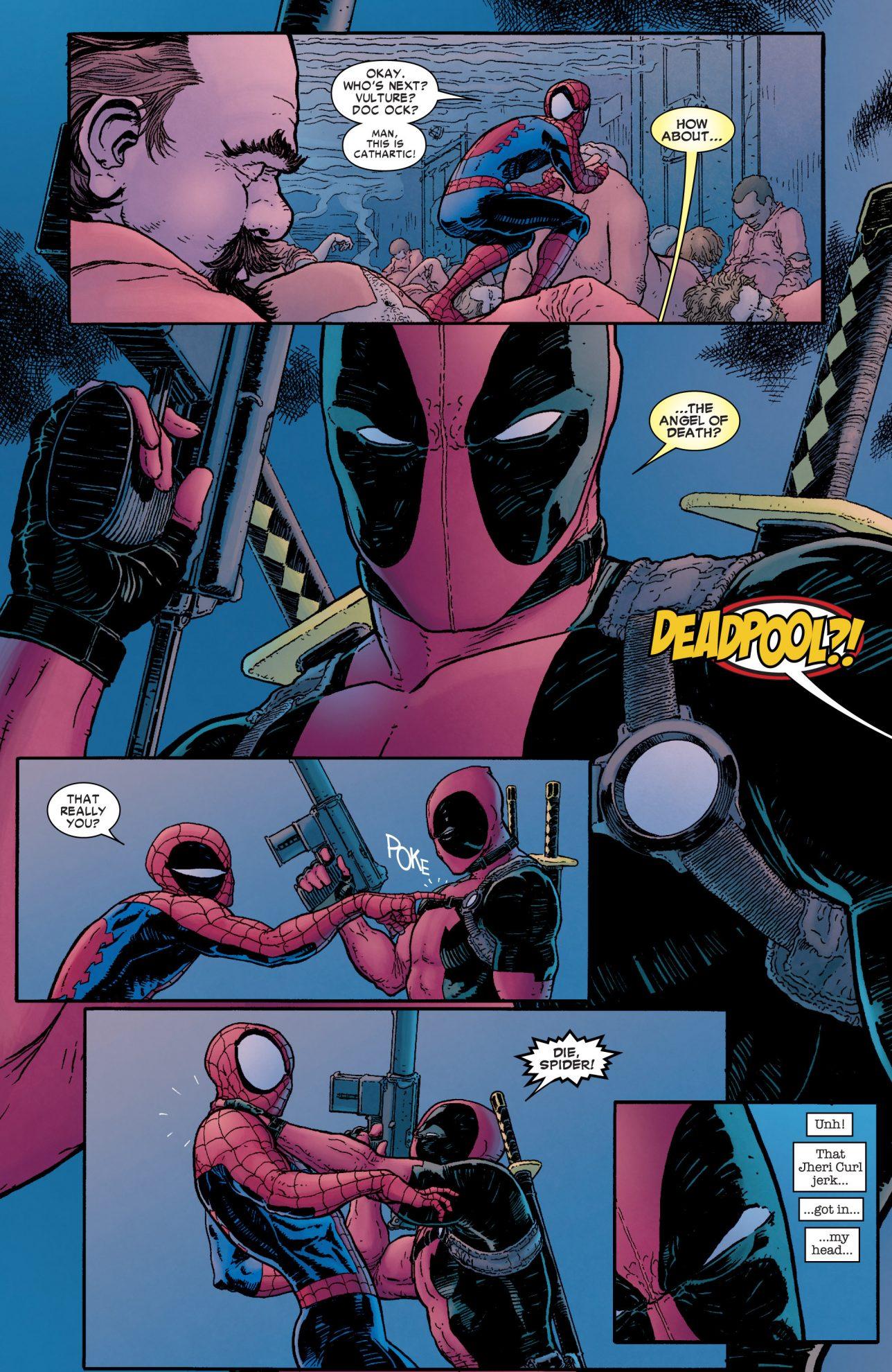 Deadpool's Safeword is Ryan Reynolds