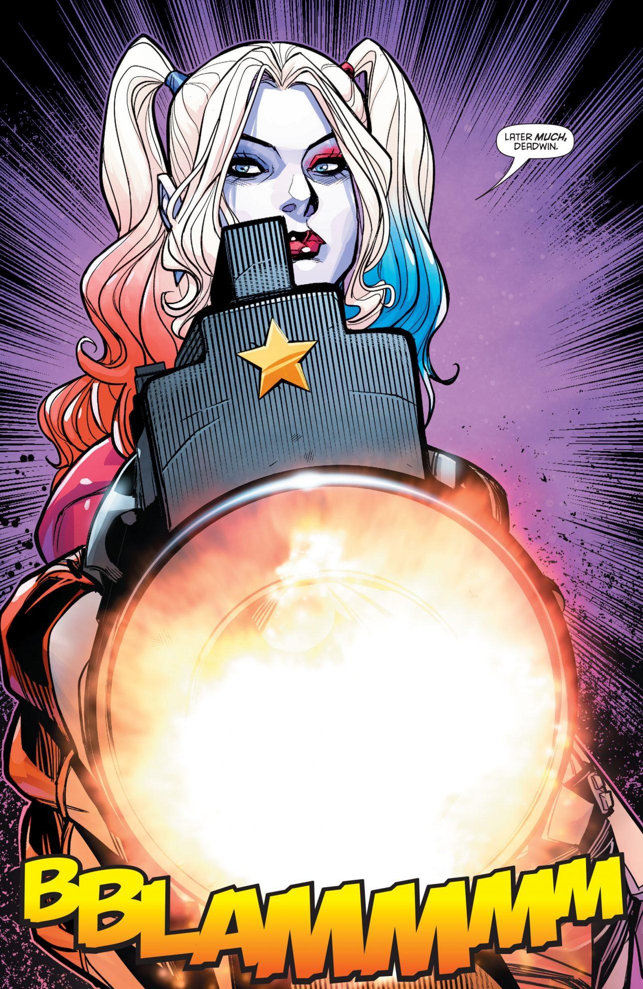Harley Quinn Vol 3 #13