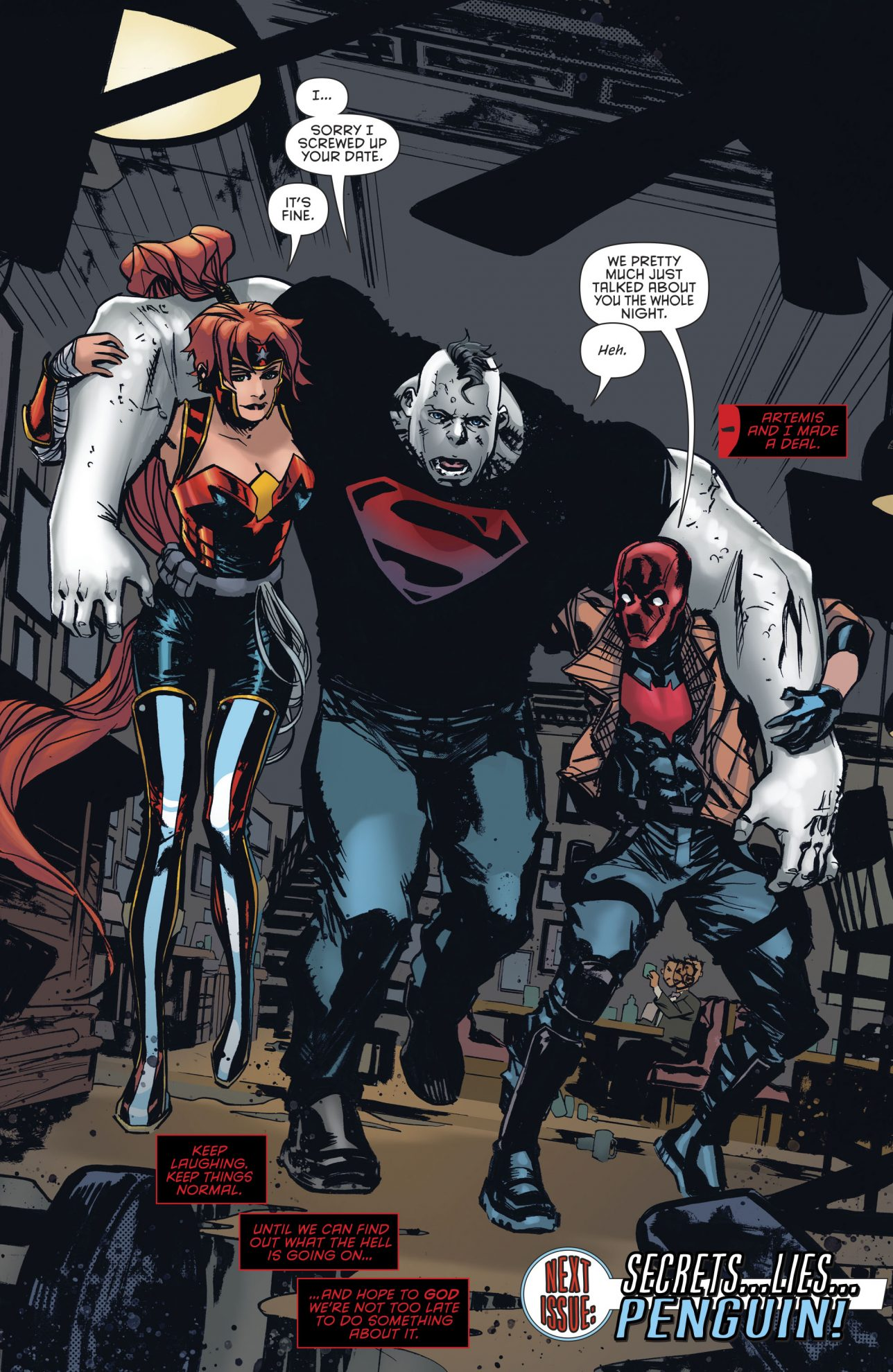 Red Hood and the Outlaws Vol 2 #19