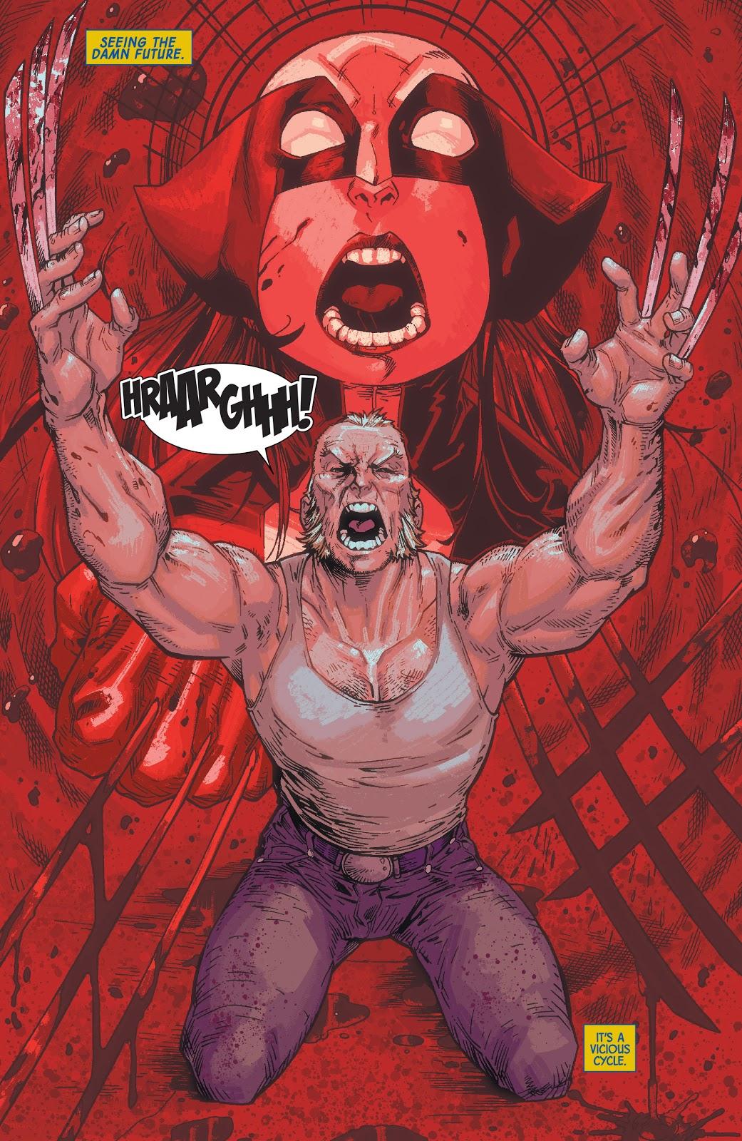Old Man Logan (All New Wolverine Vol 1 #10)