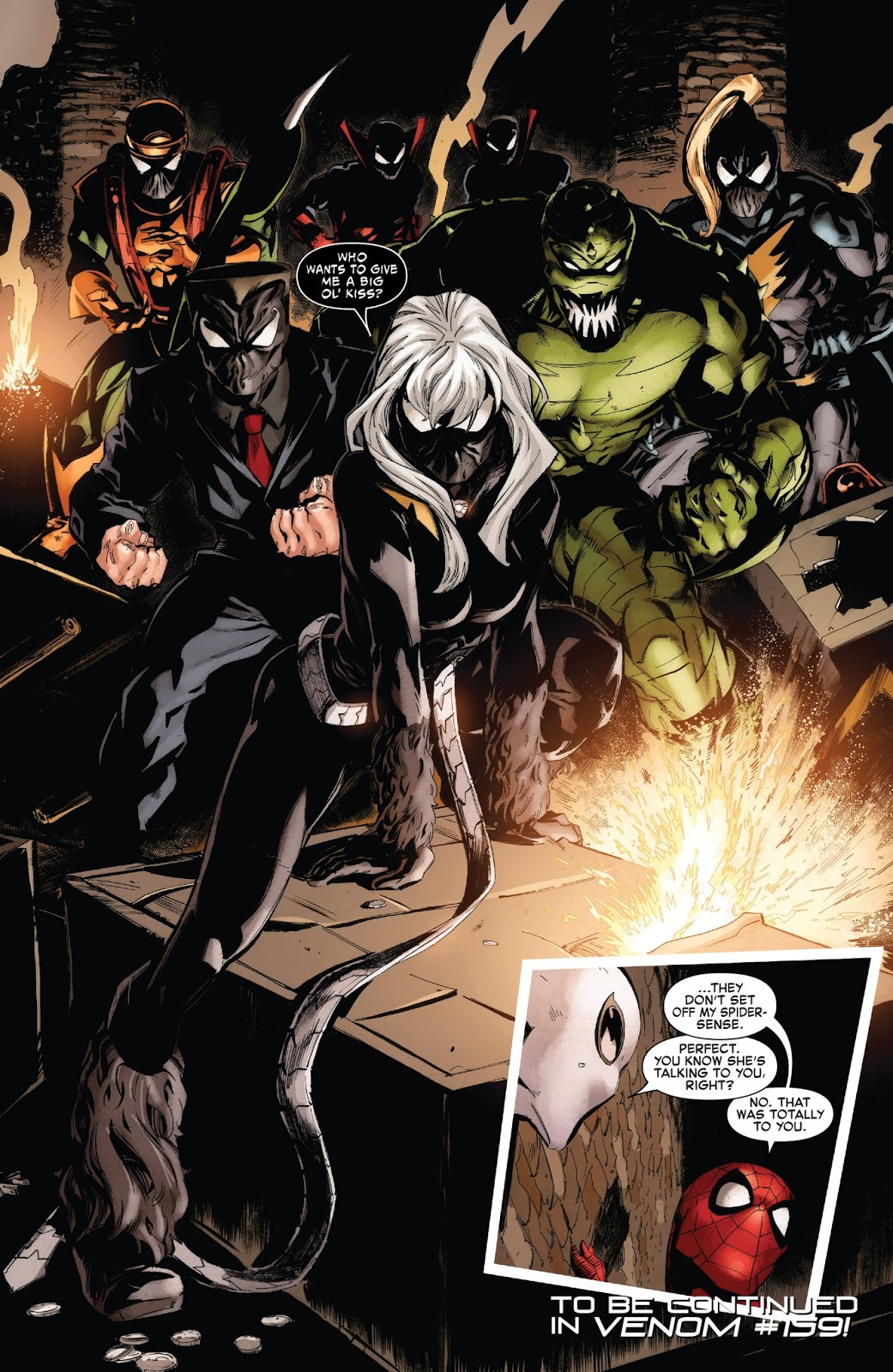 The Inklings (Amazing Spider-Man #792)