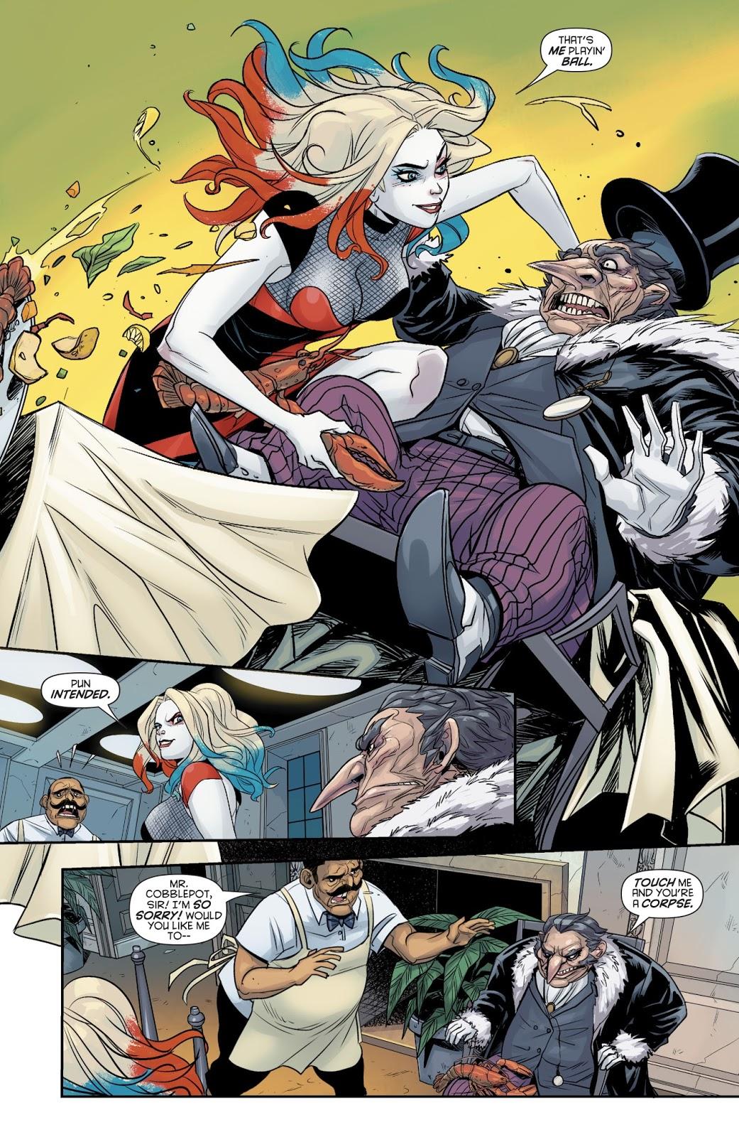 The Penguin (Harley Quinn Vol 3 #27)
