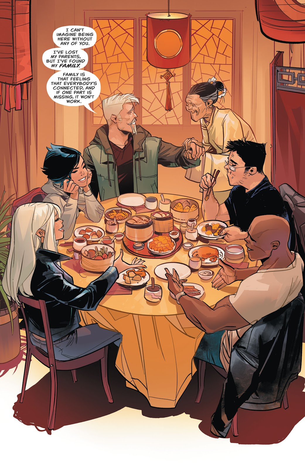 Green Arrow Family (Green Arrow Vol 6 #16)