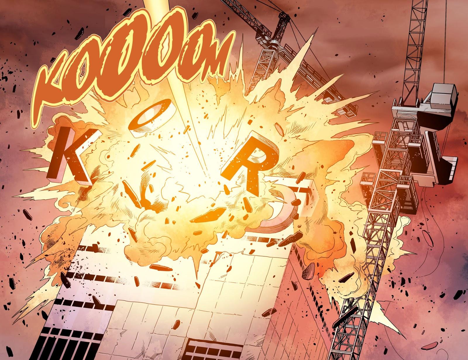 Lobo VS Booster Gold (Injustice II)