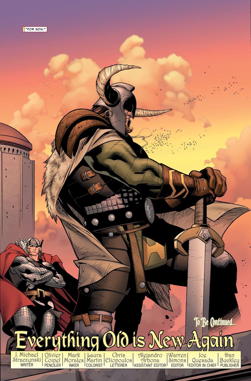 Heimdall (Thor Vol. 3 #3)