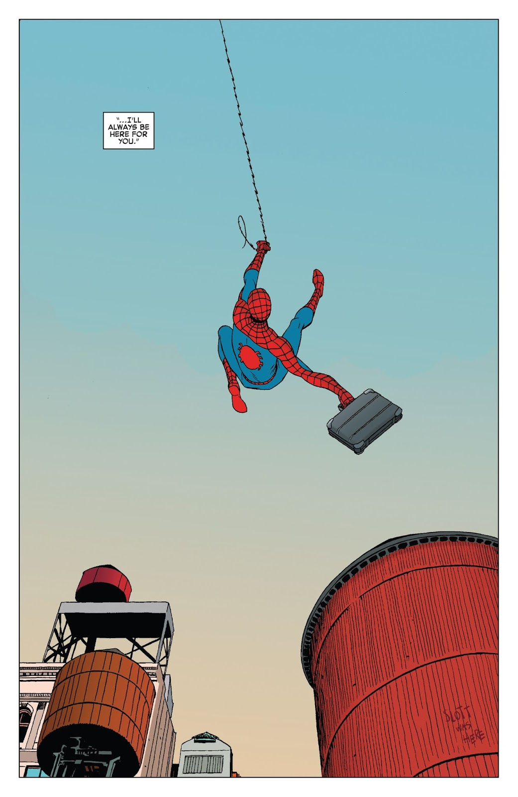 How Spider-Man Saves The World