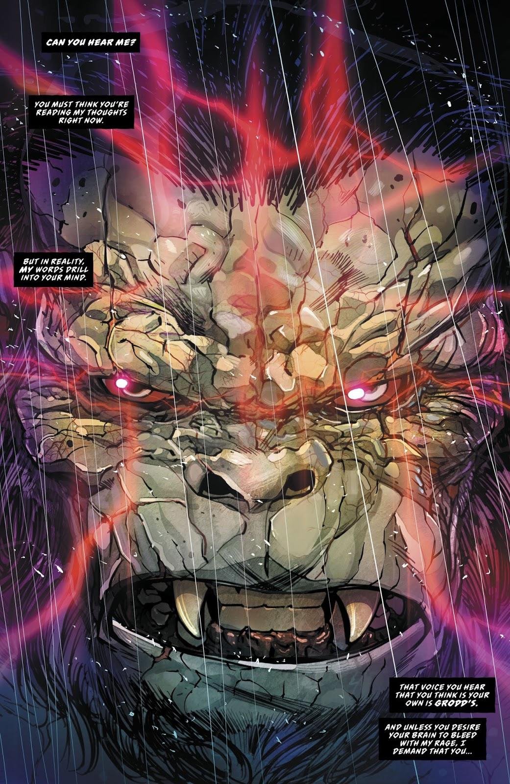 Gorilla Grodd (The Flash Vol. 5 #40)