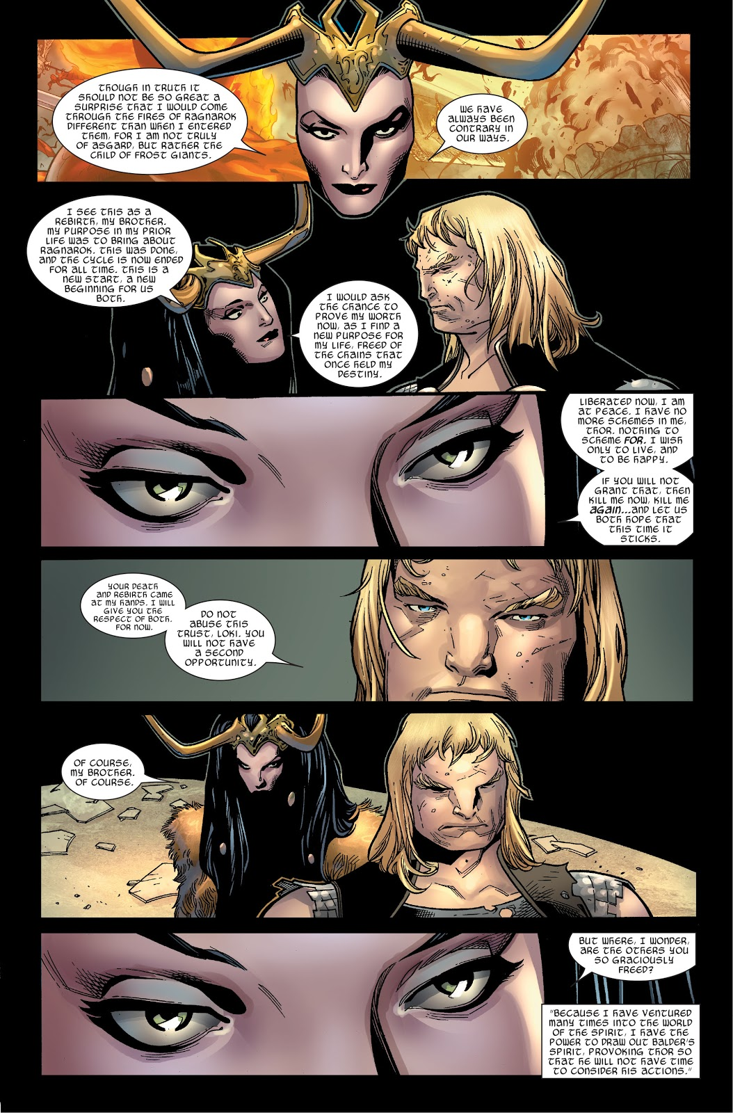 Loki Became A Woman