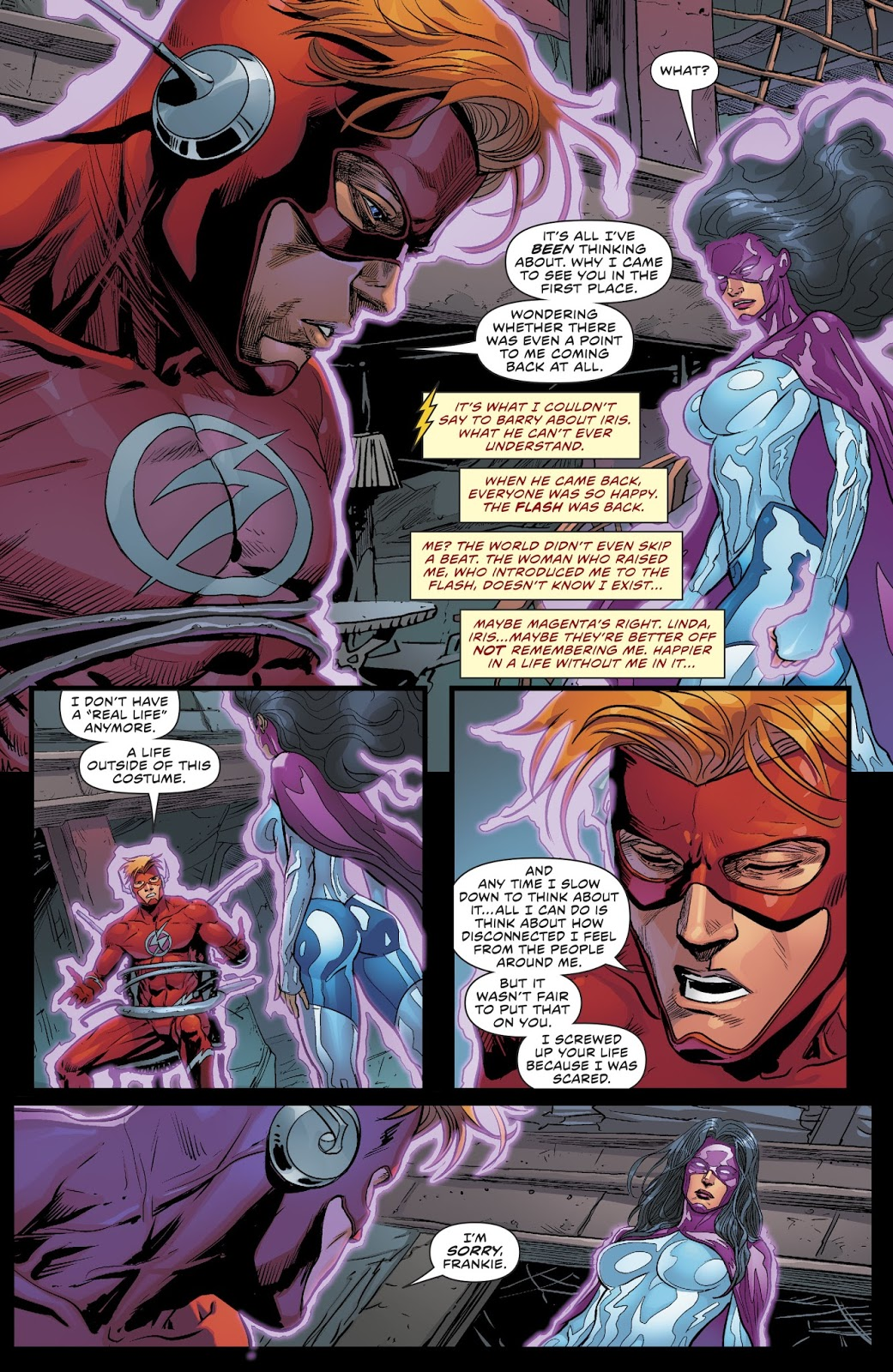 From - The Flash Vol. 5 Annual #1