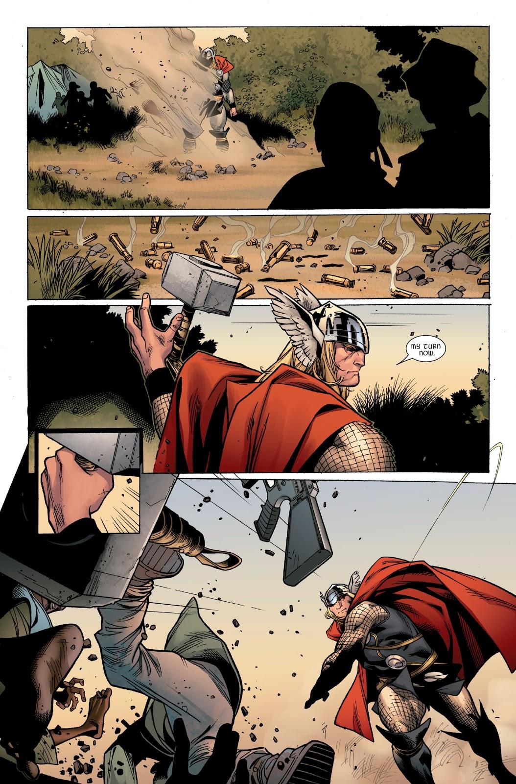 Thor VS The Ngare Tribe