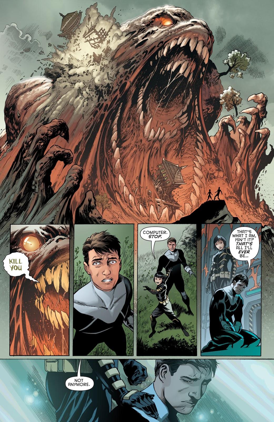 Clayface (Detective Comics Vol. 1 #943)