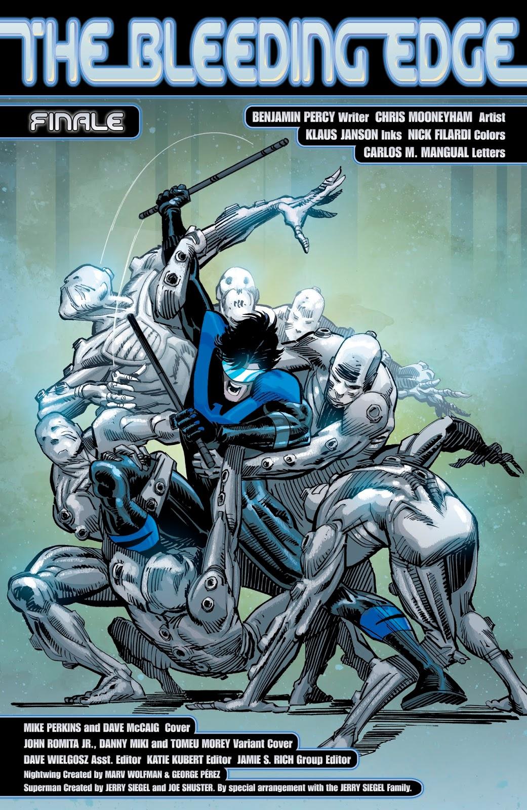Nightwing Vol. 4 #47
