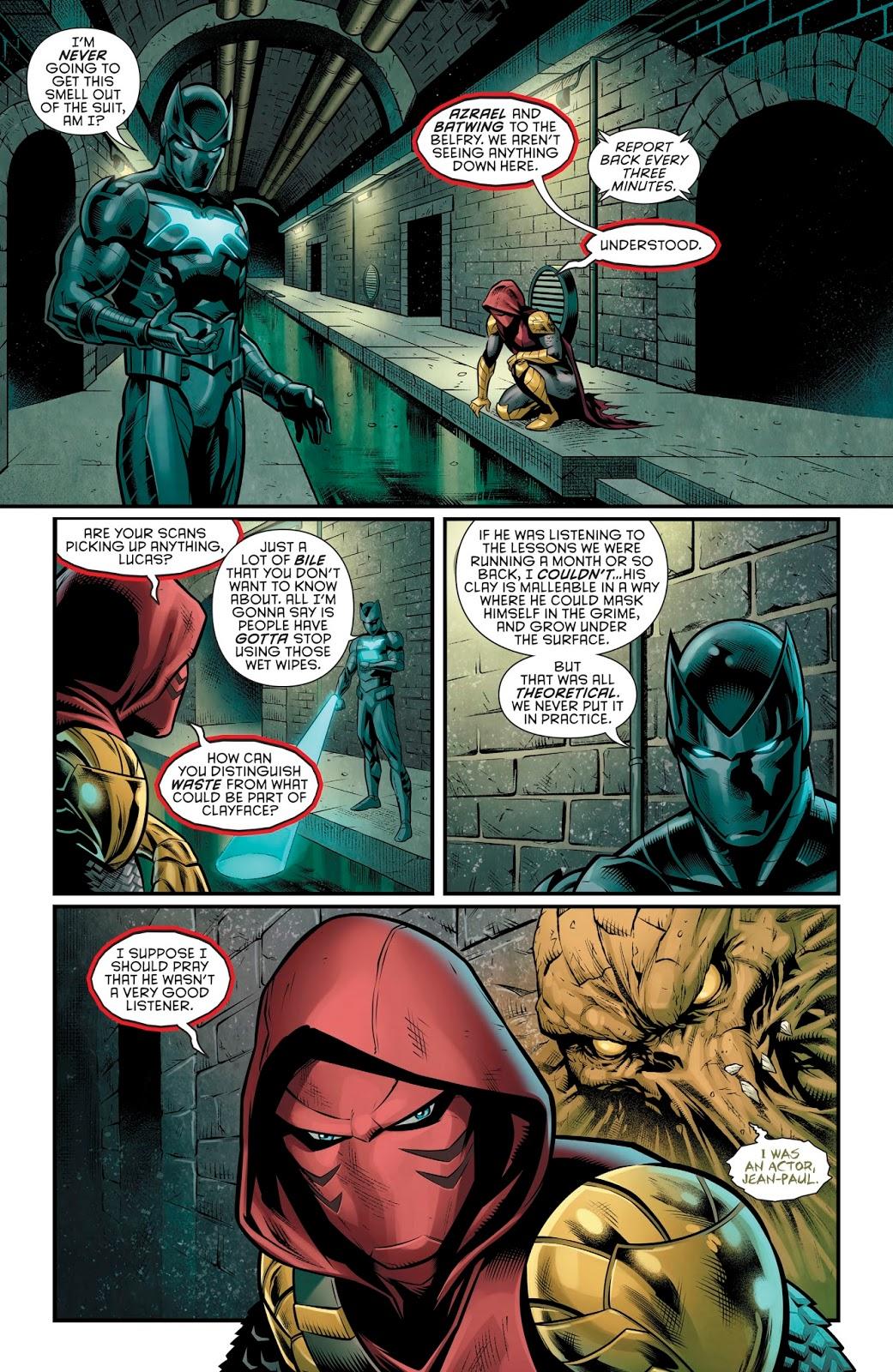 Azrael And Batwing (Detective Comics #972)