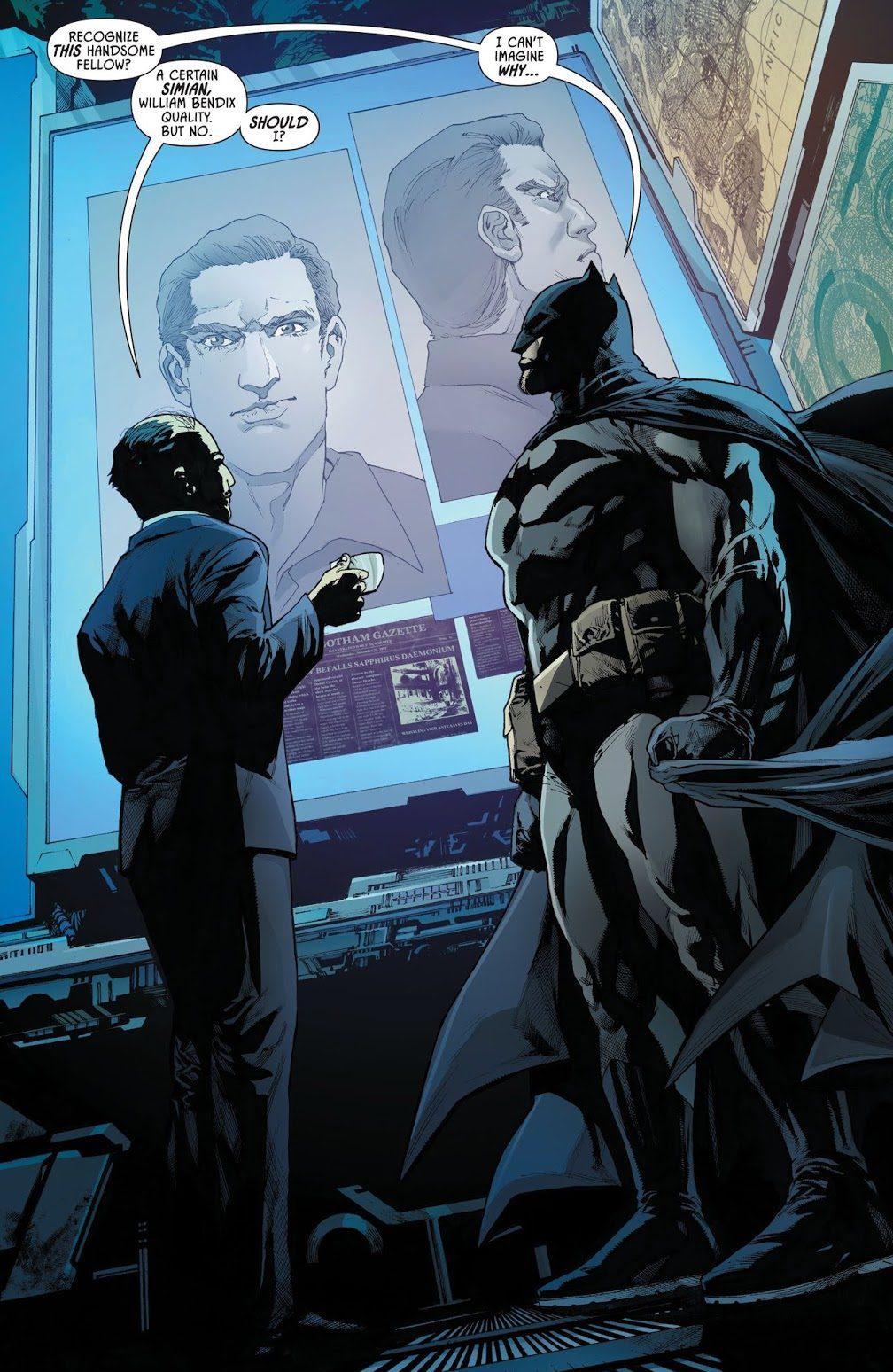Batman (Detective Comics #989)