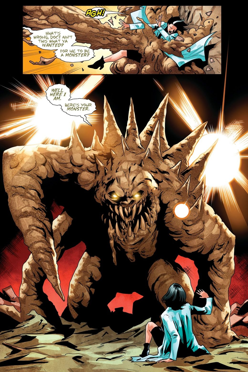 Clayface (Detective Comics #964)