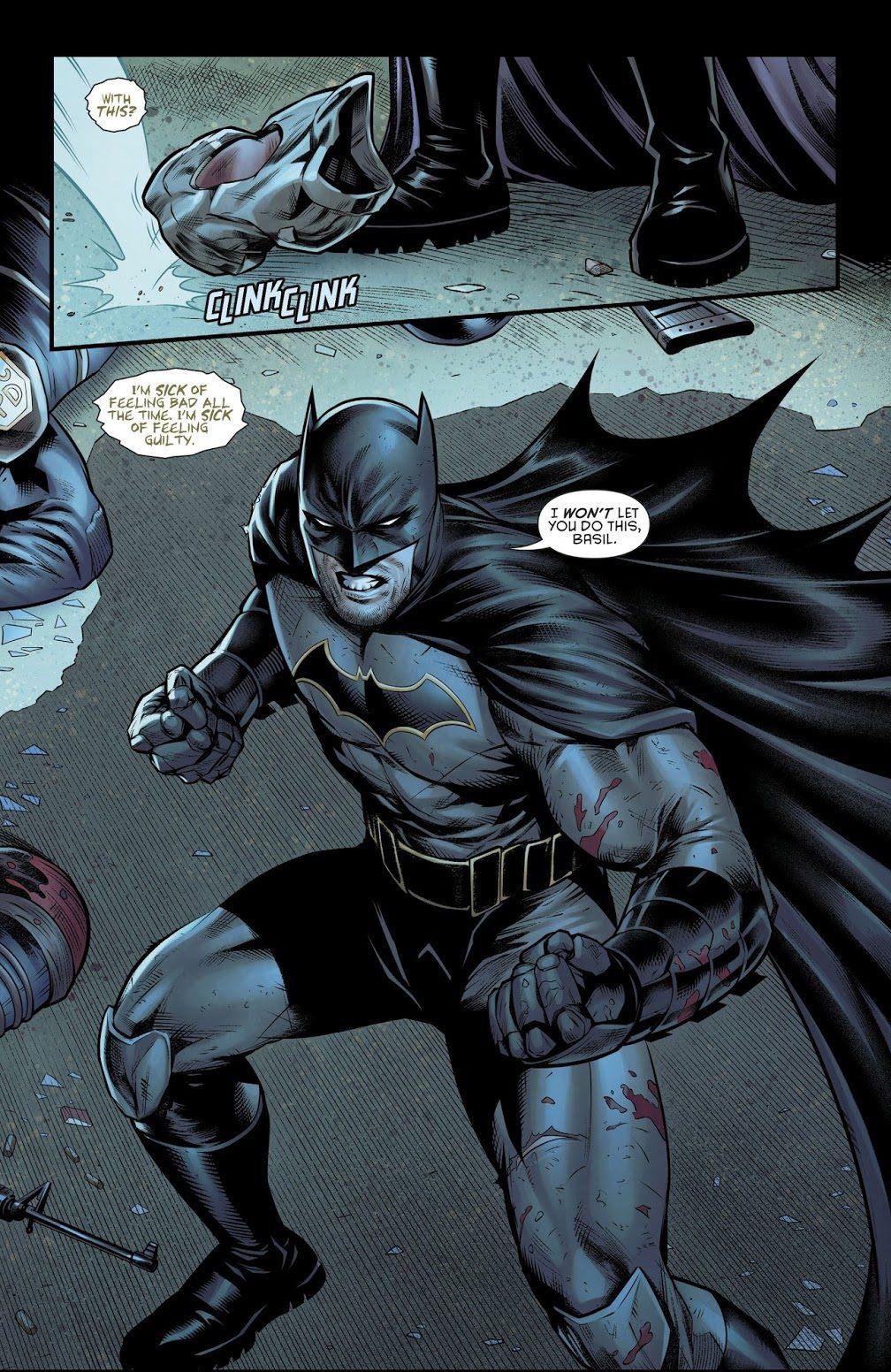 Batman (Detective Comics #971)