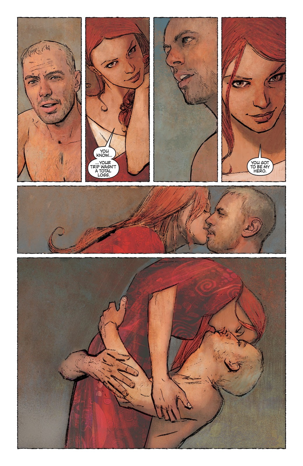 Hawkeye And The Scarlet Witch (New Avengers Vol. 1 #26)