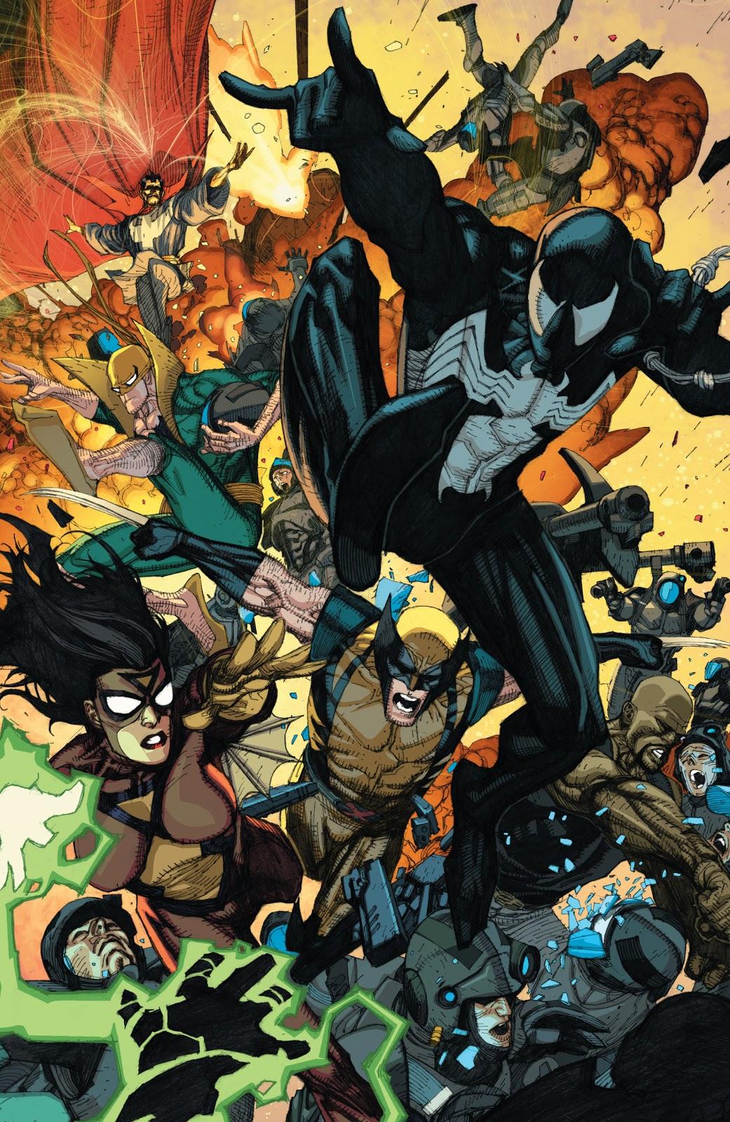 The New Avengers Vol. 1 #27