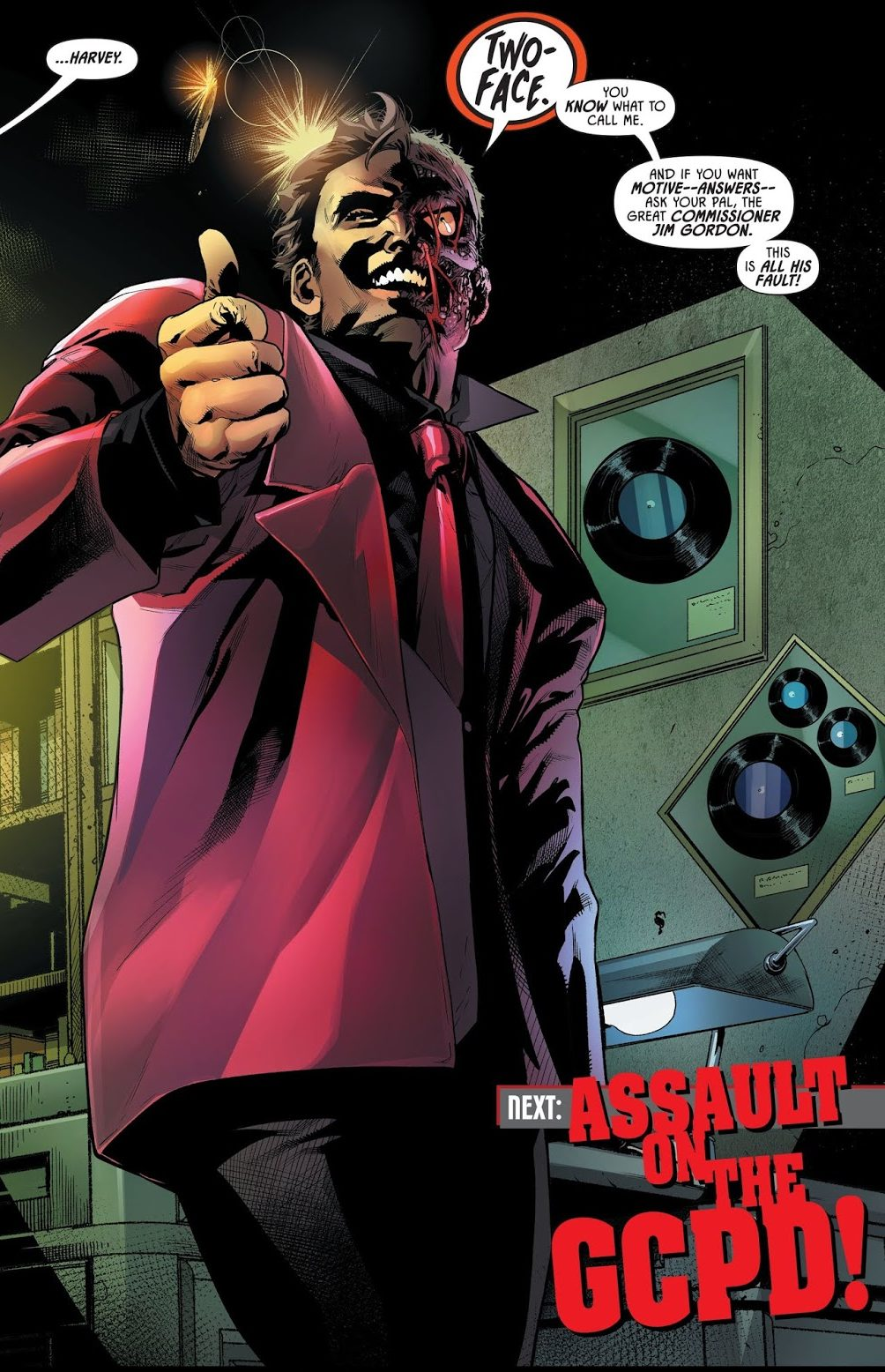 Two-Face (Detective Comics #989)