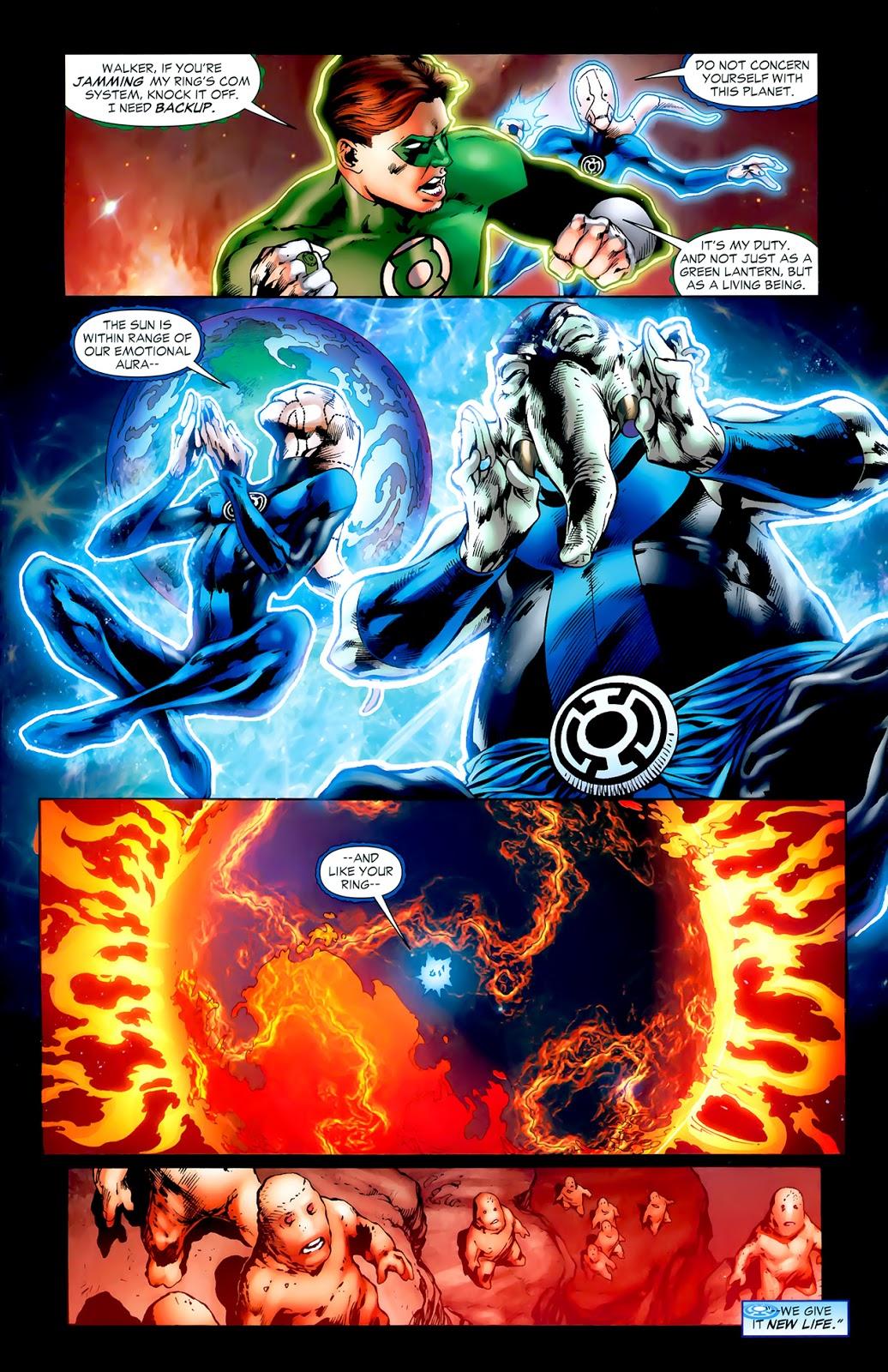 From – Green Lantern Vol. 4 #36