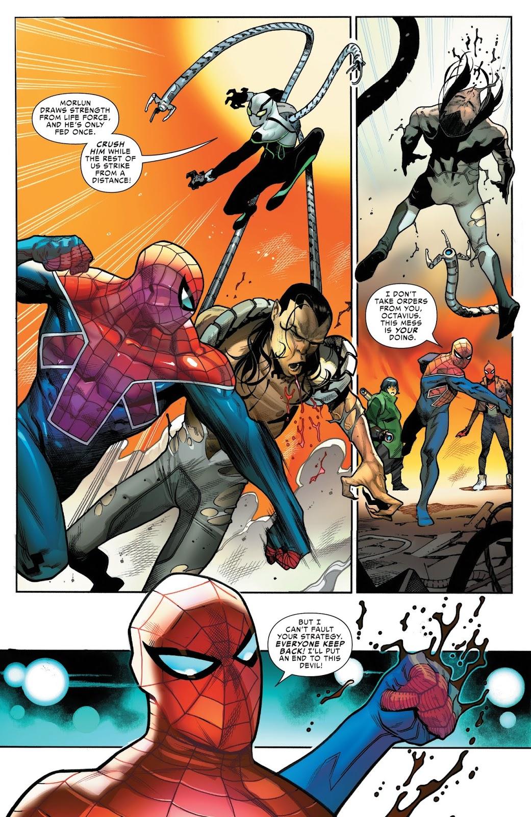 Verna Kills Spider-UK