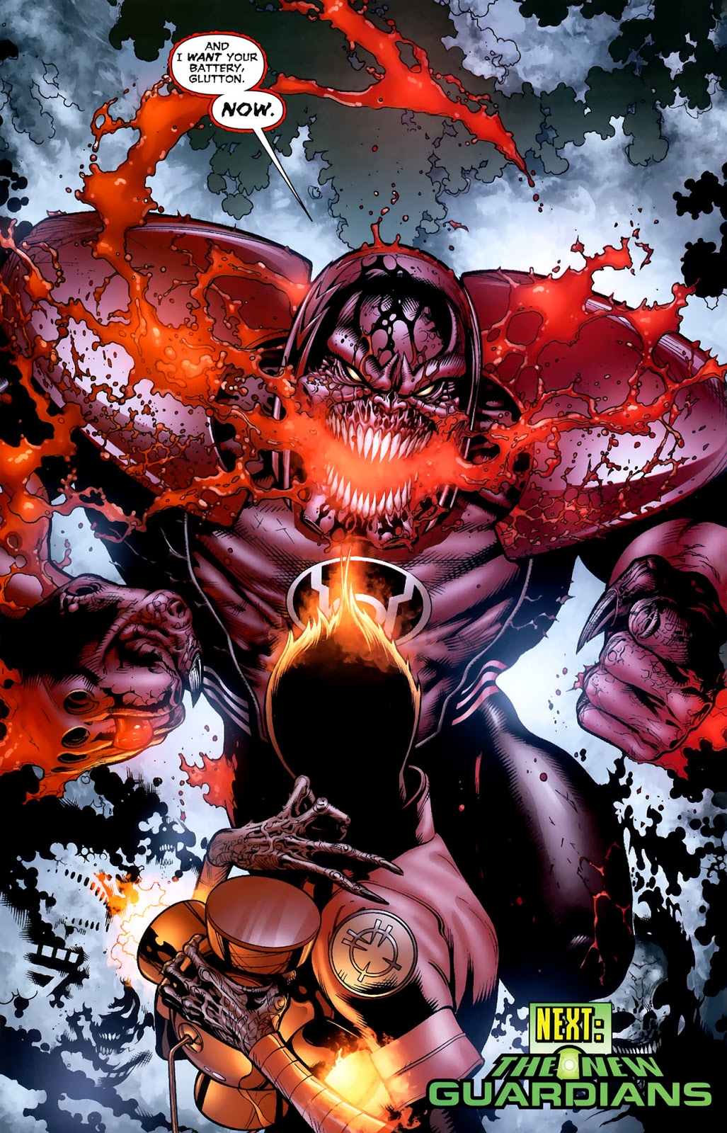 Atrocitus (Green Lantern Vol. 4 #47)