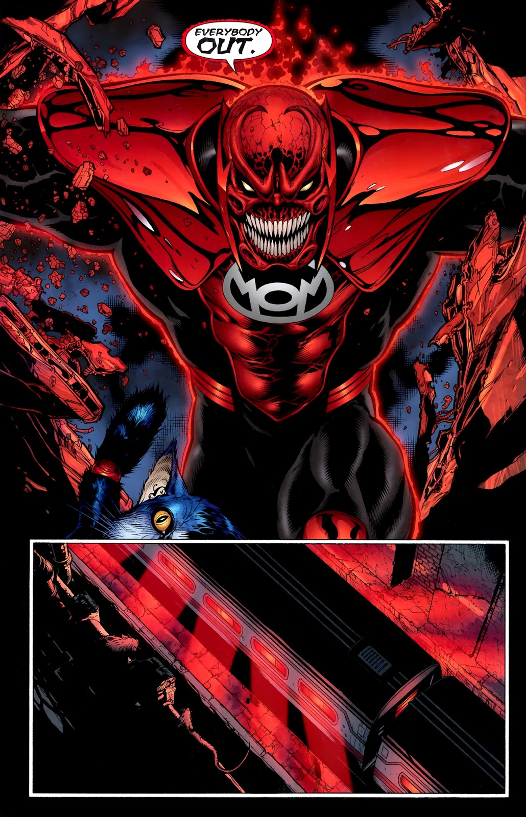 Atrocitus (Green Lantern Vol. 4 #54)