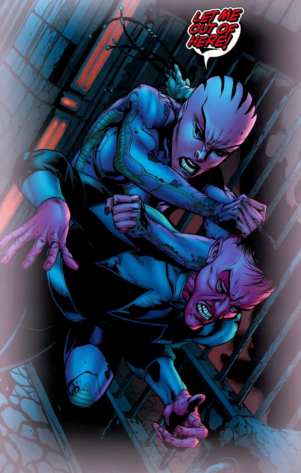 Indigo-1 (Green Lantern Vol. 4 #66)
