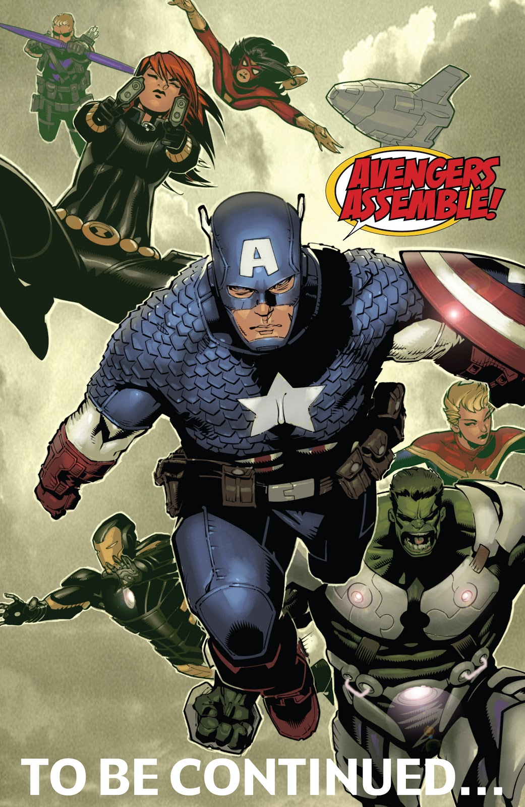 The Avengers (Uncanny X-Men Vol. 3 #2)
