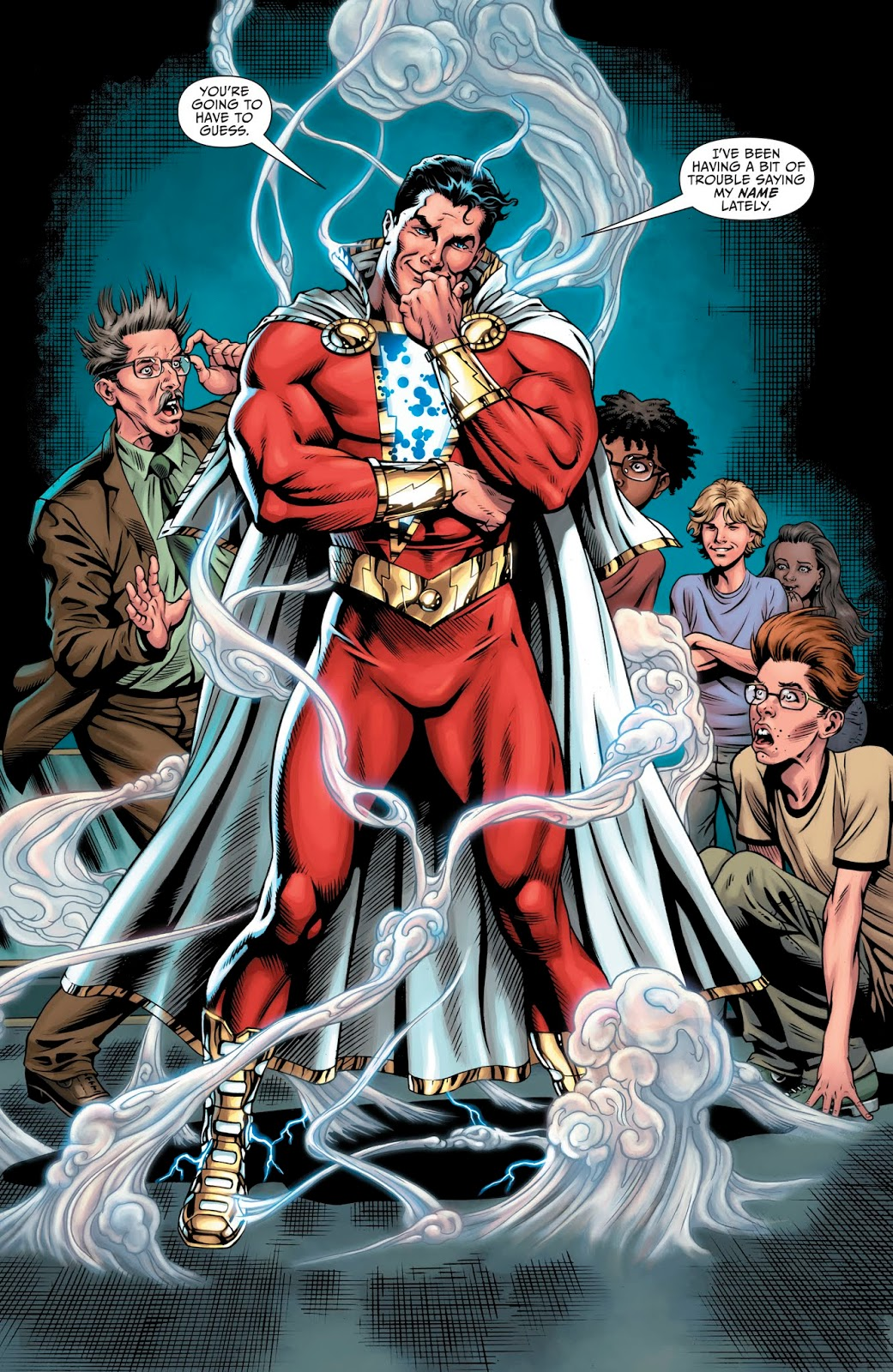 The Shazam Family (Shazam! Vol. 3 #1) 2