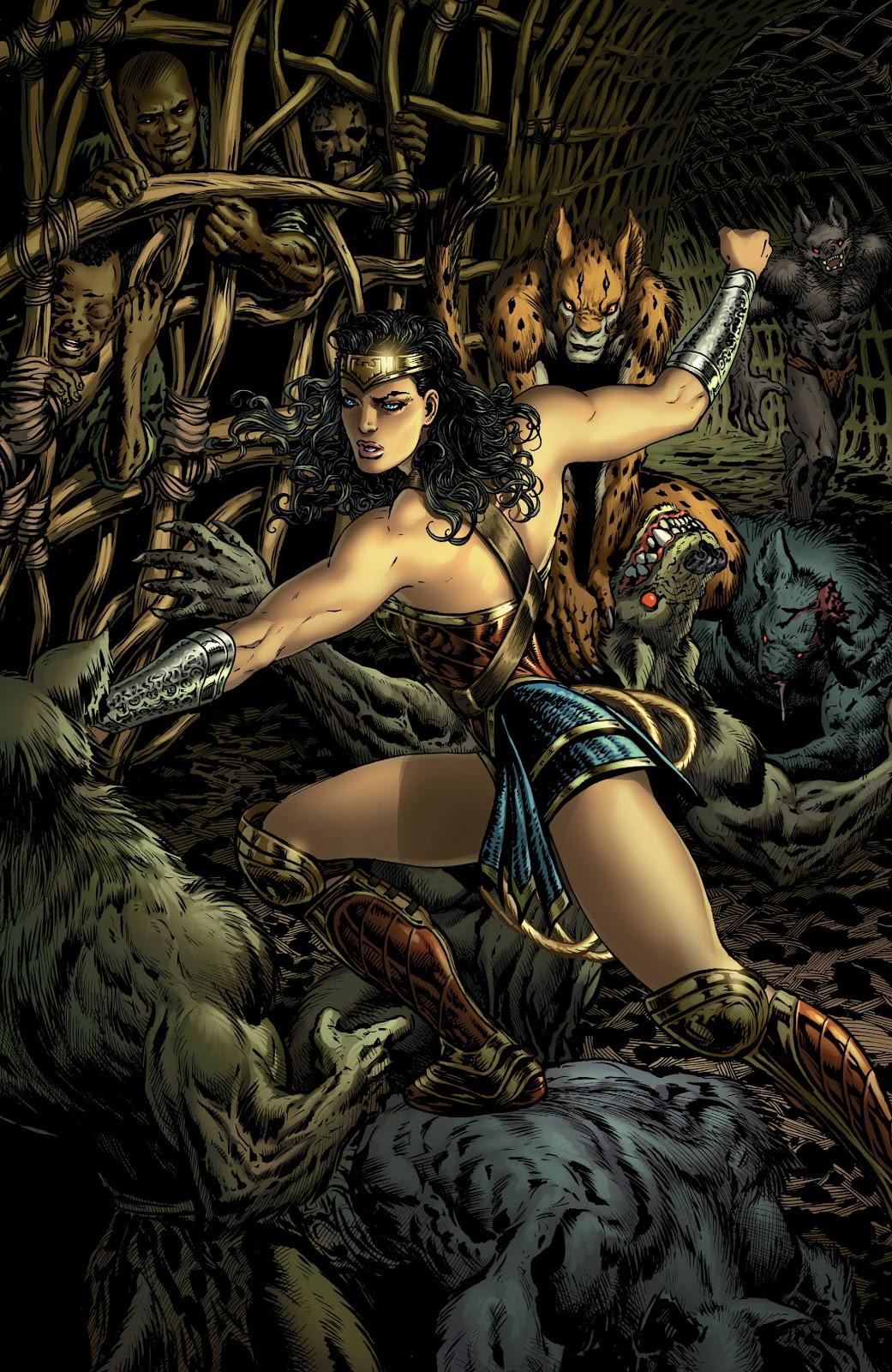 Wonder Woman Vol. 5 #5