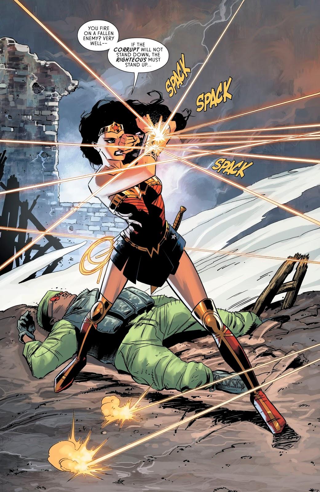 Wonder Woman Vol. 5 #60