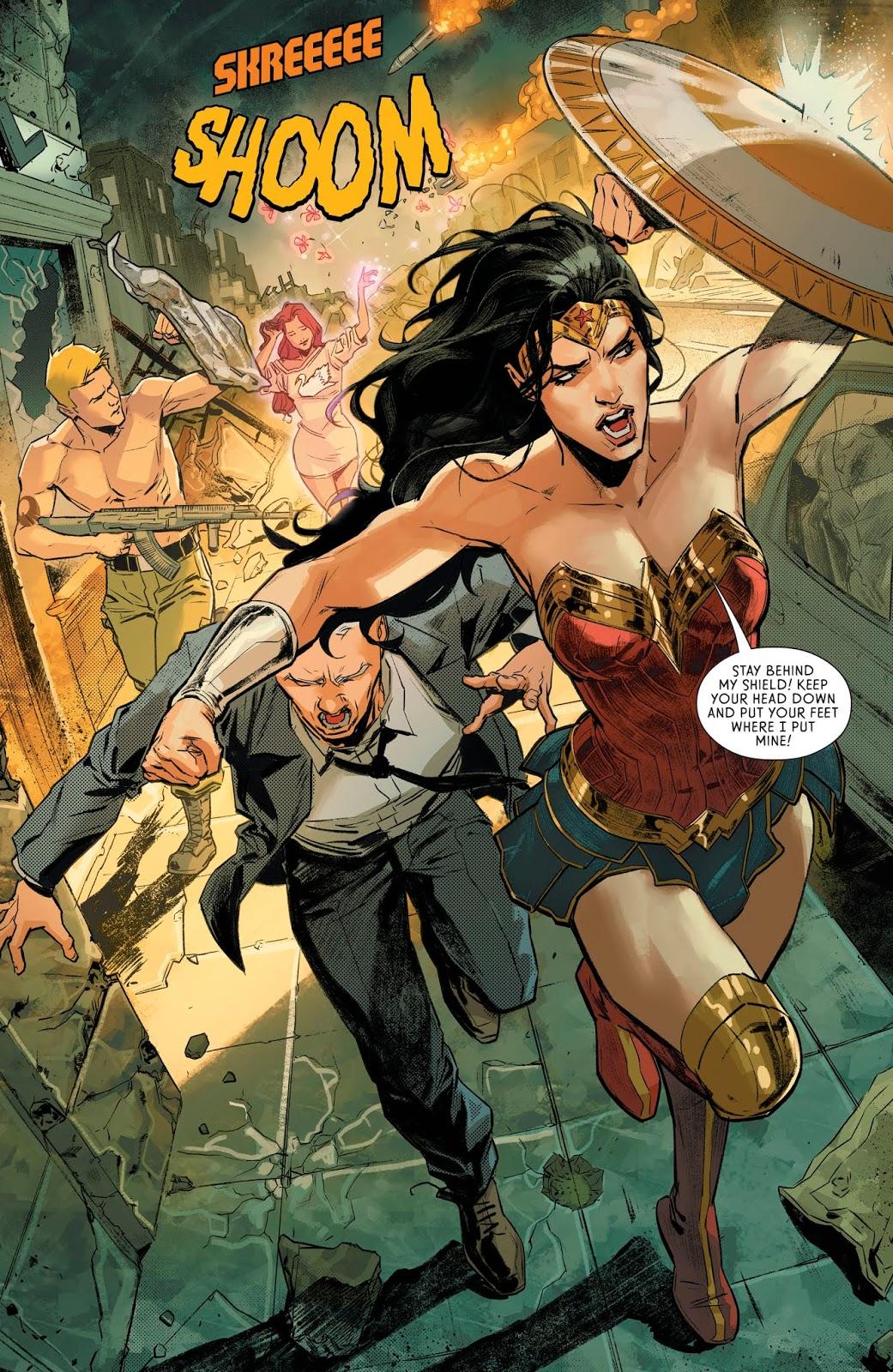 Wonder Woman Vol. 5 #61
