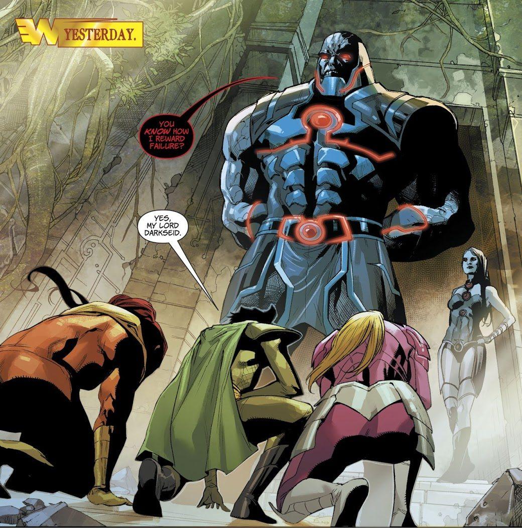 Darkseid (Wonder Woman Vol. 5 #41)