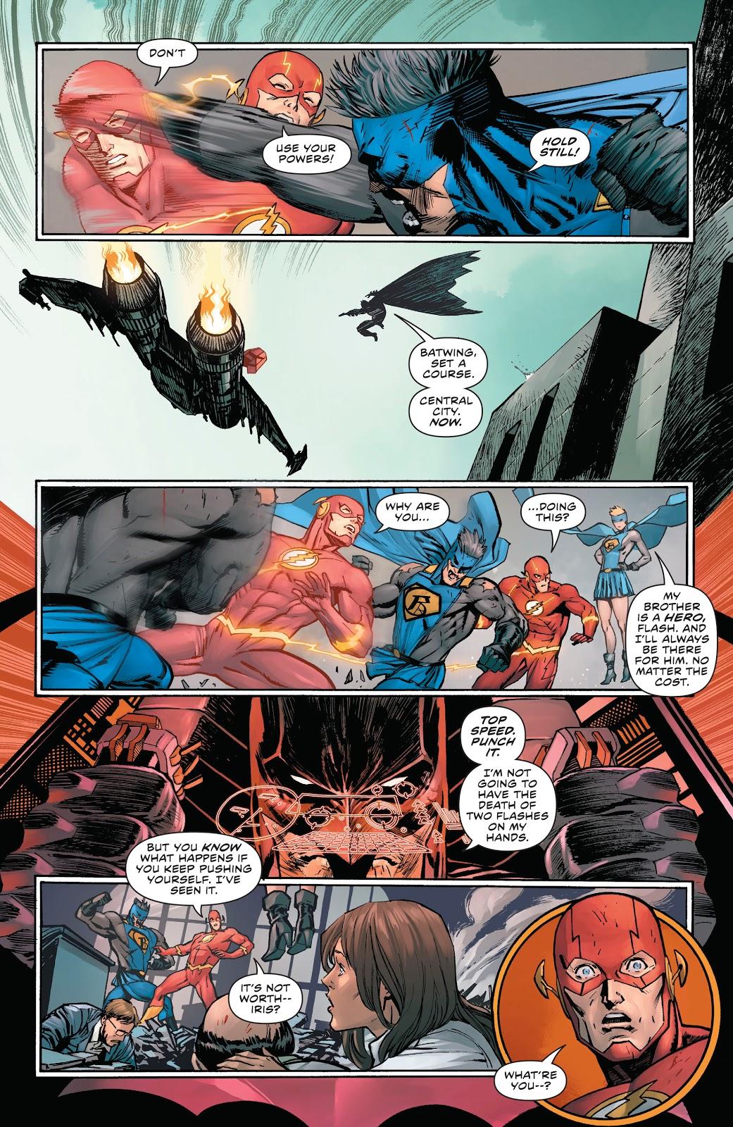 The Flash VS Gotham