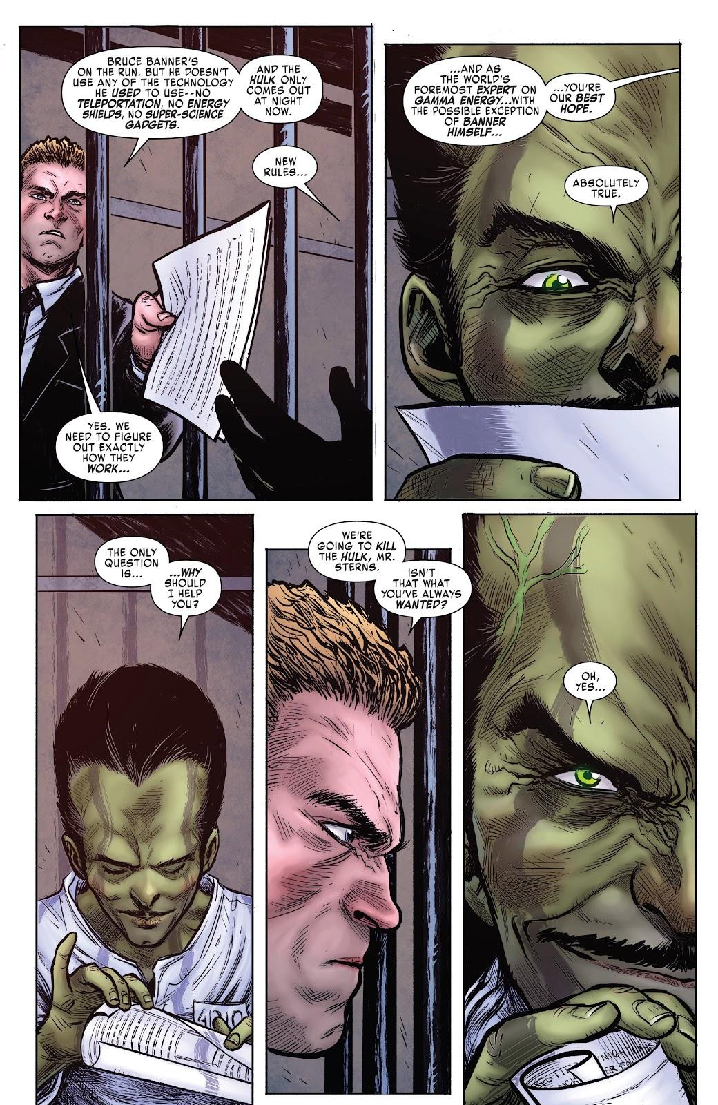 Why The Leader Is Dangerous (Hulkverines #1)