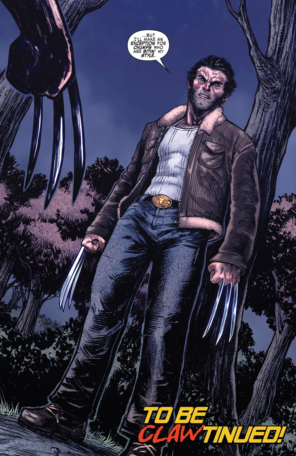 Wolverine (Hulkverines #1)
