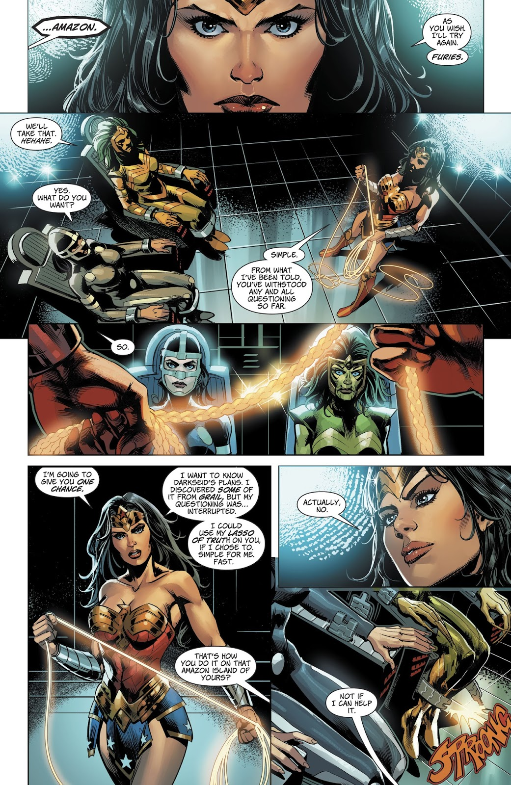 From - Wonder Woman Vol. 5 #43