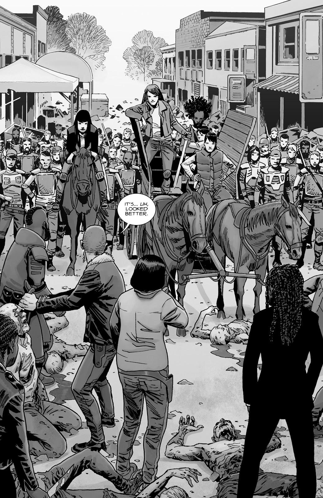 Governor Milton Declares War On Rick Grimes (The Walking Dead)