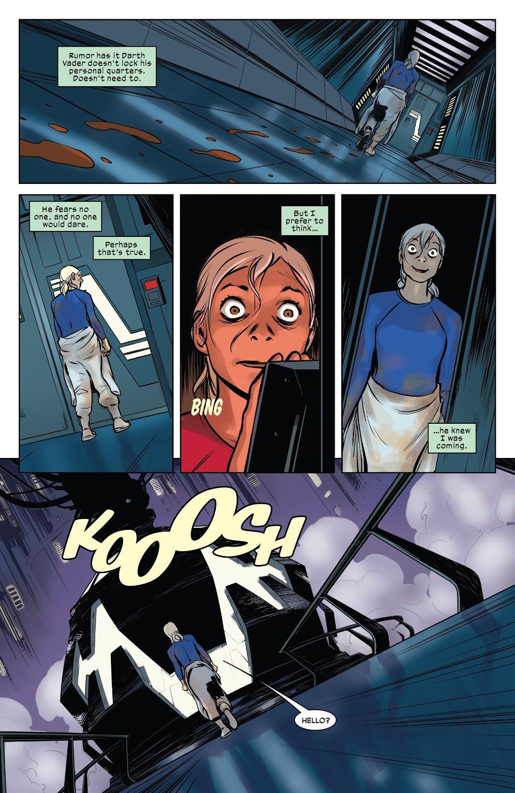From – Star Wars: Vader: Dark Visions #3