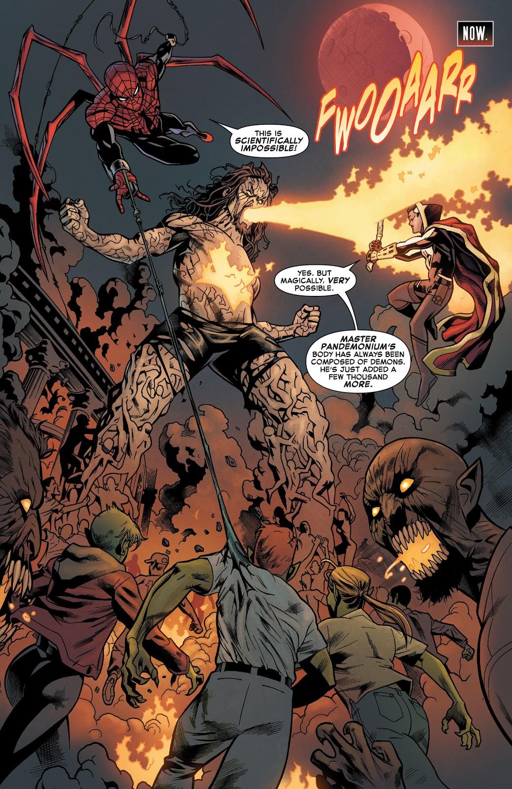 Master Pandemonium (Superior Spider-Man Vol. 2 #6)